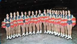 1970 precision dance team