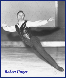 Robert Unger spread eagle