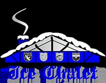 Ice Chalet Entrance Logo