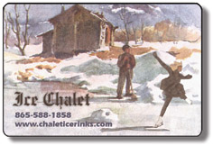 Ice Chalet Gift Card
