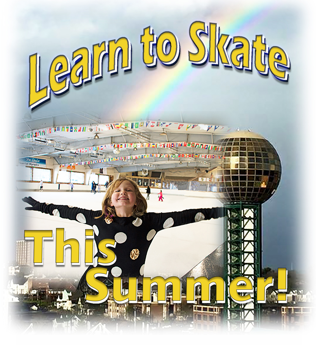 Learn to Skate This Summer